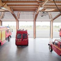 hangar-parling © David Foessel